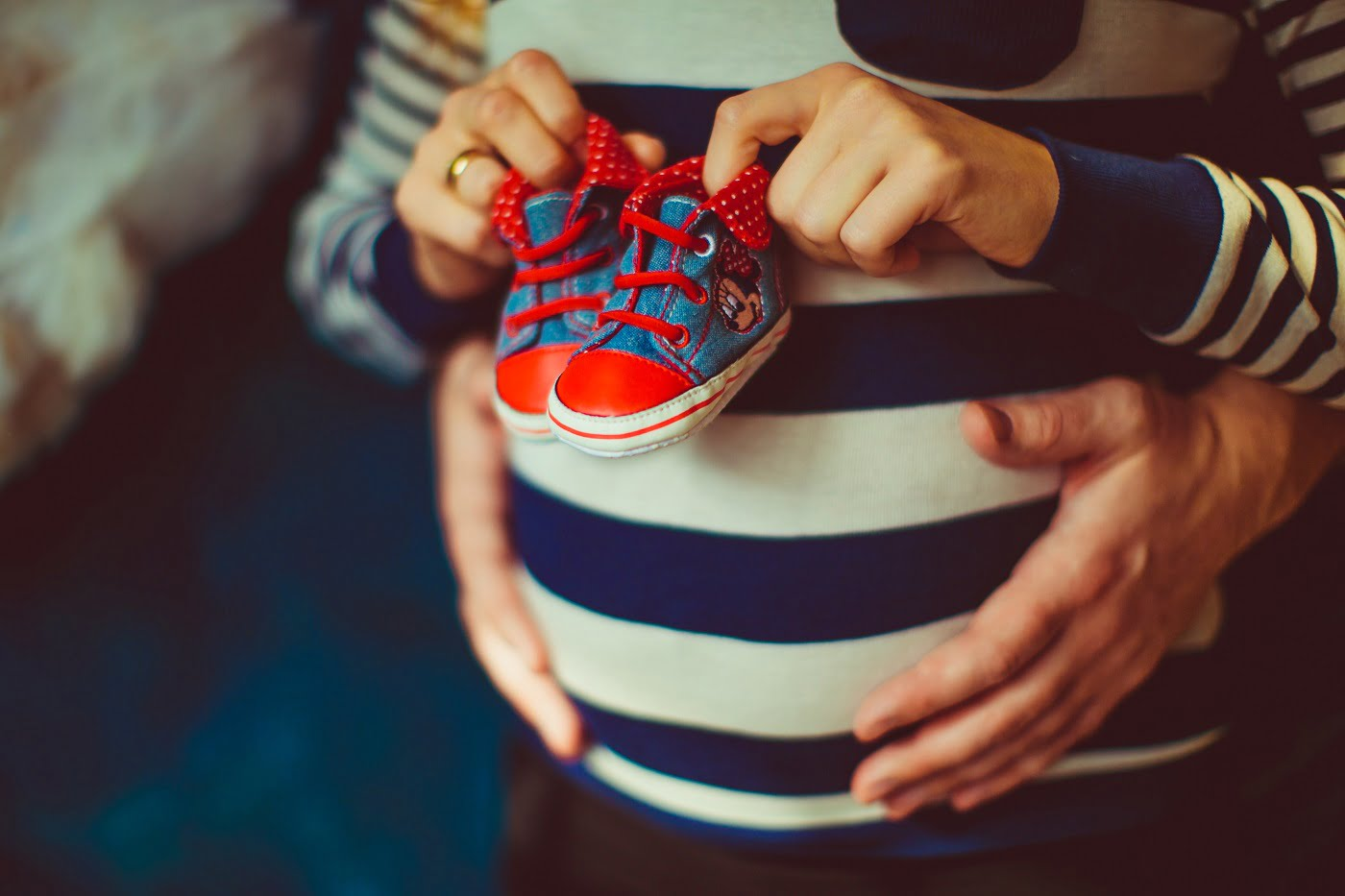 pierwsze buciki dla dziecka